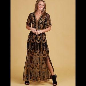 {Altar'd State} New Catania Maxi Dress